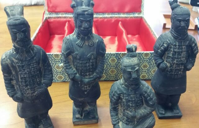 Chinese Archer Warrior Statue 120 cm - Xian Soldiers