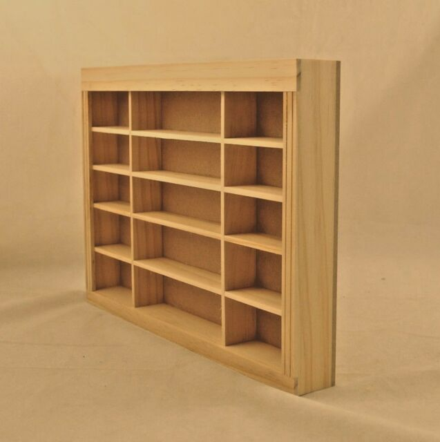 Shelf Unit 9954 Dollhouse Miniature 1 12 Scale Houseworks Unfinished Wood