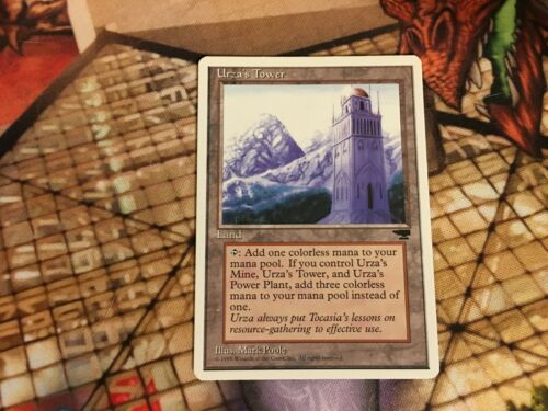 Mountains Magic the Gathering MtG: x1 Urza/'s Tower Chronicles