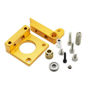 3D Printer Upgrade Aluminum Extruder Drive Feed Frame For Creality Ender 3..