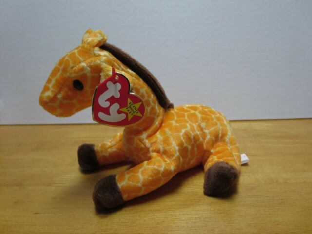 054a5723764 Ty Beanie Babies Twigs The Giraffe 1995 for sale online