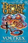 Beast Quest: Voltrex : The Two-Headed Octopus 58 by Adam Blade (2014, Paperback)