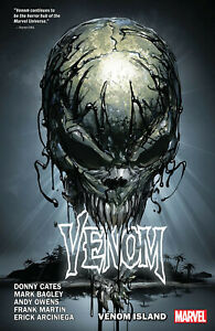 Venom TPB Volume 4 Venom Island Softcover Graphic Novel