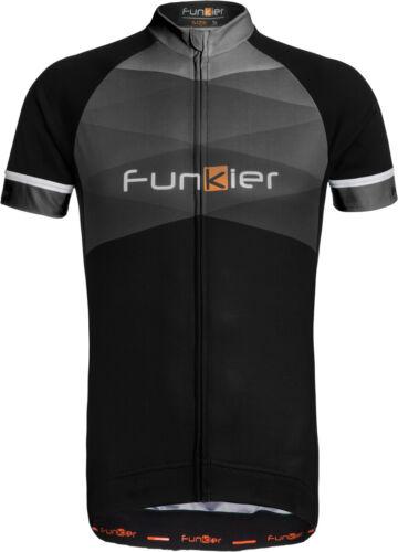 Funkier Rideline Gents Manches Courtes Maillot De Cyclisme
