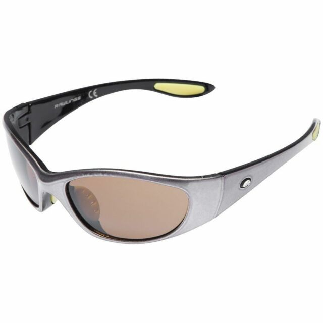 a5d7a8e141 Rawlings RY 108 Black silver Youth Sports Full Rim Sunglasses