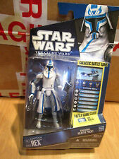 Star Wars 2010 CLONE WARS CAPTAIN REX COLD WEATHER GEAR CW12 . *freepost uk*