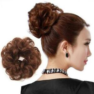 Women-Fashion-Curly-Elastic-Scrunchies-Lady-Hair-Band-Hairpiece-Synthetic-Sweet