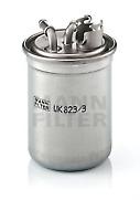 MANN WK823/3X Fuel Filter