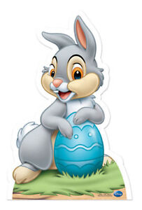 ... Thumper Lapin De Paques Carton Style Lifesize Decoupe