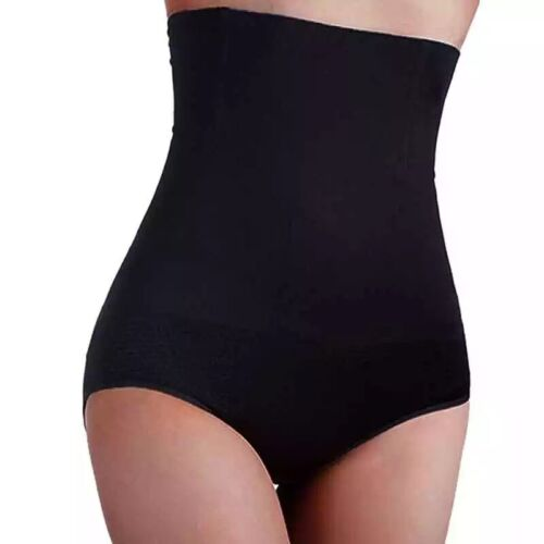 UK LADIES BODYSHAPER BRIEFS HIGH WAISTED GIRDLE FOR WOMEN PULL ME IN PANTS NEW
