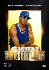 Master P Music Videos Hip Hop Rap DVD No Limit UGK Scarface 2pac Mystikal Silkk