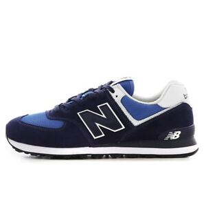 New Balance ml574ssm Scarpa sport sneaker blu navy blue