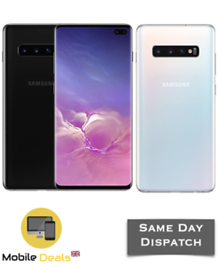f50c2f4d61e New Samsung Galaxy S10 Plus SM-G975F 128GB Dual Sim Unlocked Prism ...