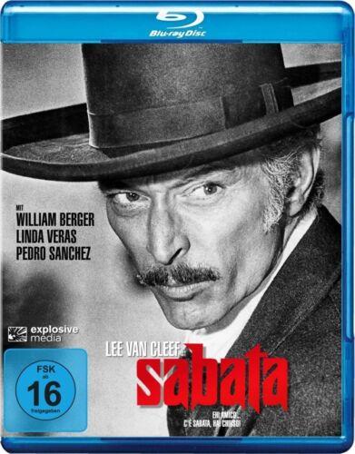 """1 von 1 - Blu-ray * SABATA - LEE VAN CLEEF - WILLIAM BERGER  # NEU OVP """""""