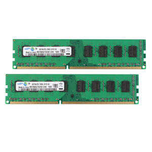 For-Samsung-8GB-2X-4GB-PC3-10600U-DDR3-1333MHz-Desktop-Memory-RAM-Only-for-AMD