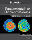 Fundamentals of Thermodynamics by Richard E. Sonntag, Claus Borgnakke (Paperback, 2013)