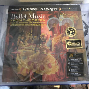 Anatole-Fistoulari-Ballet-Music-From-The-Opera-LP-200-Gram-Ltd-Ed-2-LSC-2400