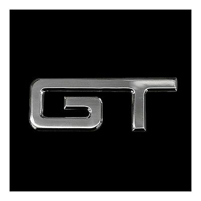 05 14 Ford Mustang Billet Gt Badge Emblem Show Quality Polished Ebay