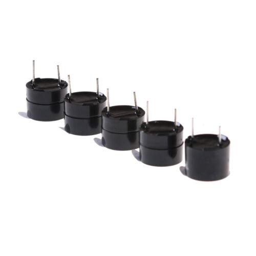5 PCS Super Loud 5V Active Alarm Buzzer Beeper Tracker 9*5.5mm for Racing DrNWUS