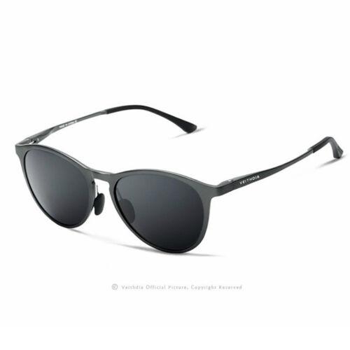 VEITHDIA Aluminum Mens Polarized Sunglasses Pilot Sport Driving Eyewear Goggles