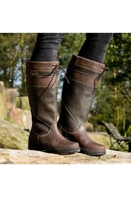 Waterproof Country Boots Ruscello by Brogini