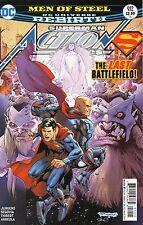 Action Comics #972 (NM)`17 Jurgens/ Segovia