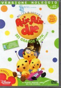 ROLIE-POLIE-OLIE-SEI-GRANDE-PAPA-039-DVD-NUOVO-SIGILLATO-VERSIONE-NOLEGGIO