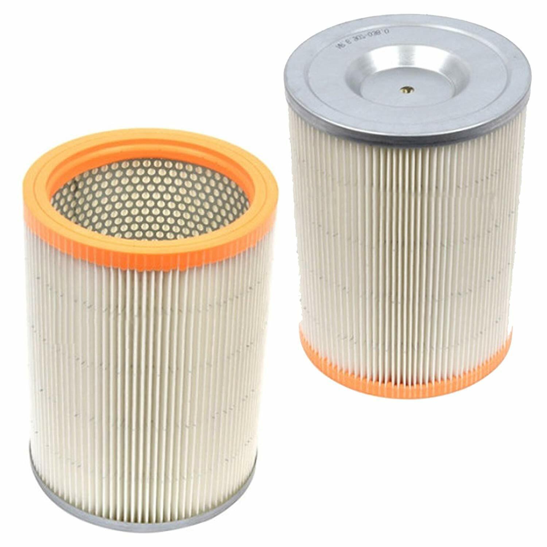 Wet & Dry Cartouche Filtre Pour Karcher NT50 NT70 NT90 Série Aspirateur x 2