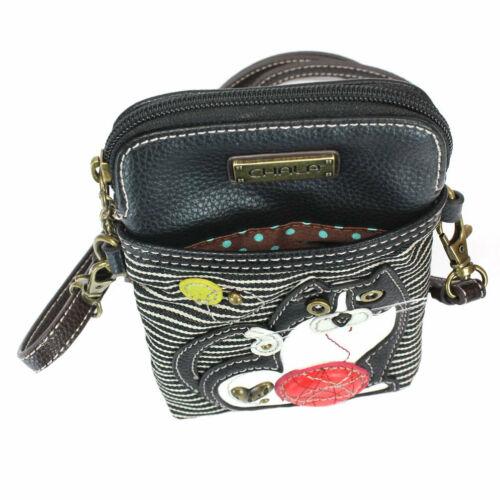 Chala Cellphone Cat Mom Cat Lover Crossbody Handbags Purse NWT