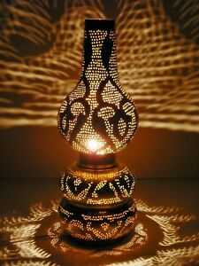 Handmade-Moroccan-Brass-Table-Lamp