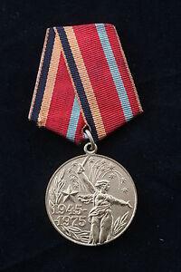 Soviet-Medal-30-Years-of-Victory-Great-Patriotic-War-WW2-1975-Veteran-Army-Navy