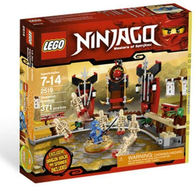 LEGO Ninja Go skeleton bowling 2519 (japan import)