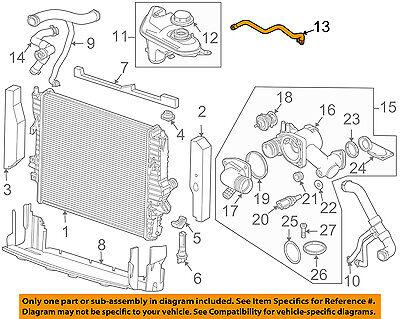 Engine Coolant Thermostat-Genuine fits 06-09 Jaguar Vanden Plas 4.2L-V8