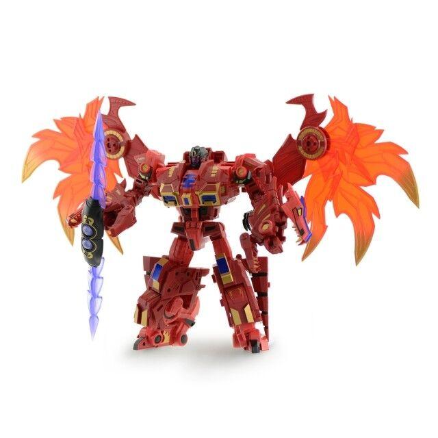 Fans Hobby-master Builder-MB-03B - Rojo Dragon Masterpiece 3rd Fiesta