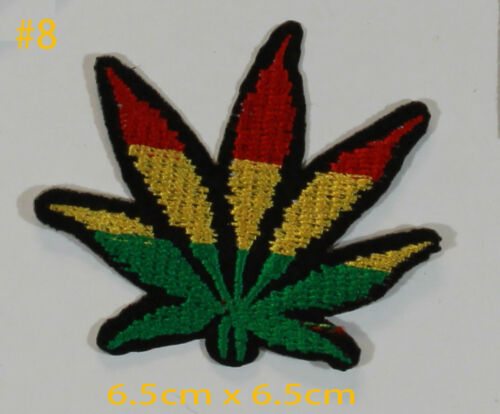 National Country Embroidered Iron on Sew on Patch motifs