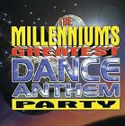 Millennium's Greatest Dance Anthem Party by Various Artists (CD, Sep-1998, Connoisseur)