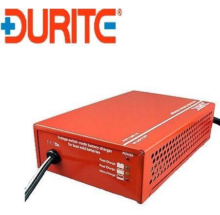12V 10A Durite 0-647-10 Caricabatteria automatico