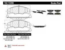Disc Brake Pad Set Front Centric 104.19770 fits 16-18 Ford Focus