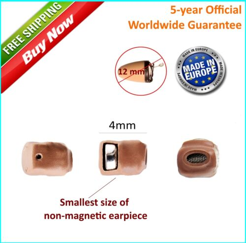 40/% Spy Earpiece for Students AGGER Ultra