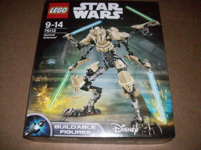 LEGO 75112 Star Wars General Grievous* DIE GROSSE FIGUR  NEU&OVP !!!BLITZVERSAND