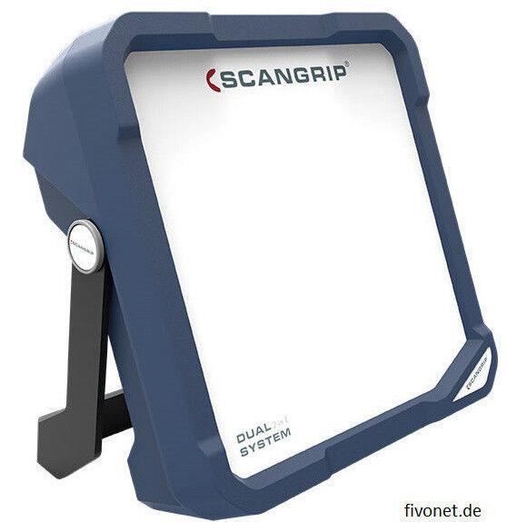 SCANGRIP Vega 1500 C+R LED Spotlight Worklight akkustrahler Construction