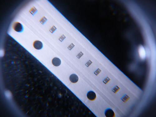 S+M Ceramic Capacitor 22pF 5/% 50V C0G 0603 SMD  **NEW** Qty.50