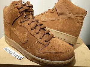 first rate e6070 542dd Image is loading 2012-A-P-C-x-NIKE-DUNK-HIGH-039-08-NRG-