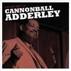 The Very Best of Cannonball Adderley by Cannonball Adderley (CD, Aug-2012, Concord Jazz)