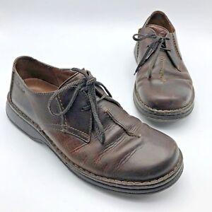 Detalles acerca de Clarks 37322 Hombres Marrón Cuero Active Air Con Cordones Oxford Zapatos Talla 8.5 Pre Propiedad mostrar título original