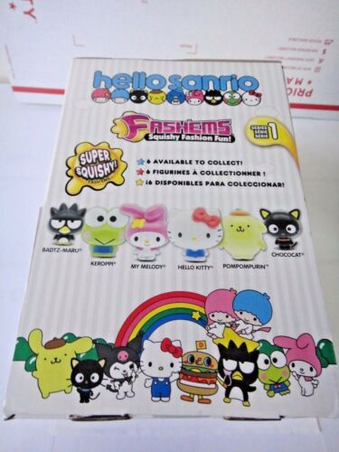 5X-Fashems HELLO SANRIO series 1 one character per blind capsule Limited USA