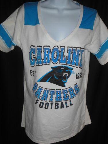 CAROLINA PANTHERS WOMEN S NFL Team Apparel Shirt -  13.99  9c00edfd23da