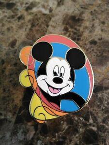 2008-Disney-WDW-Swirls-Mystery-Mickey-LE-1500-Pin