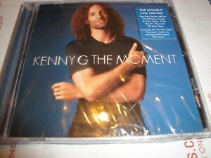BRAND NEW Kenny G The Moment CD 1996 (12 Tracks)