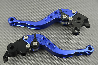 Leviers lever flip-up aluminium repliable BMW R1200GS R1200 GS 2004-2012